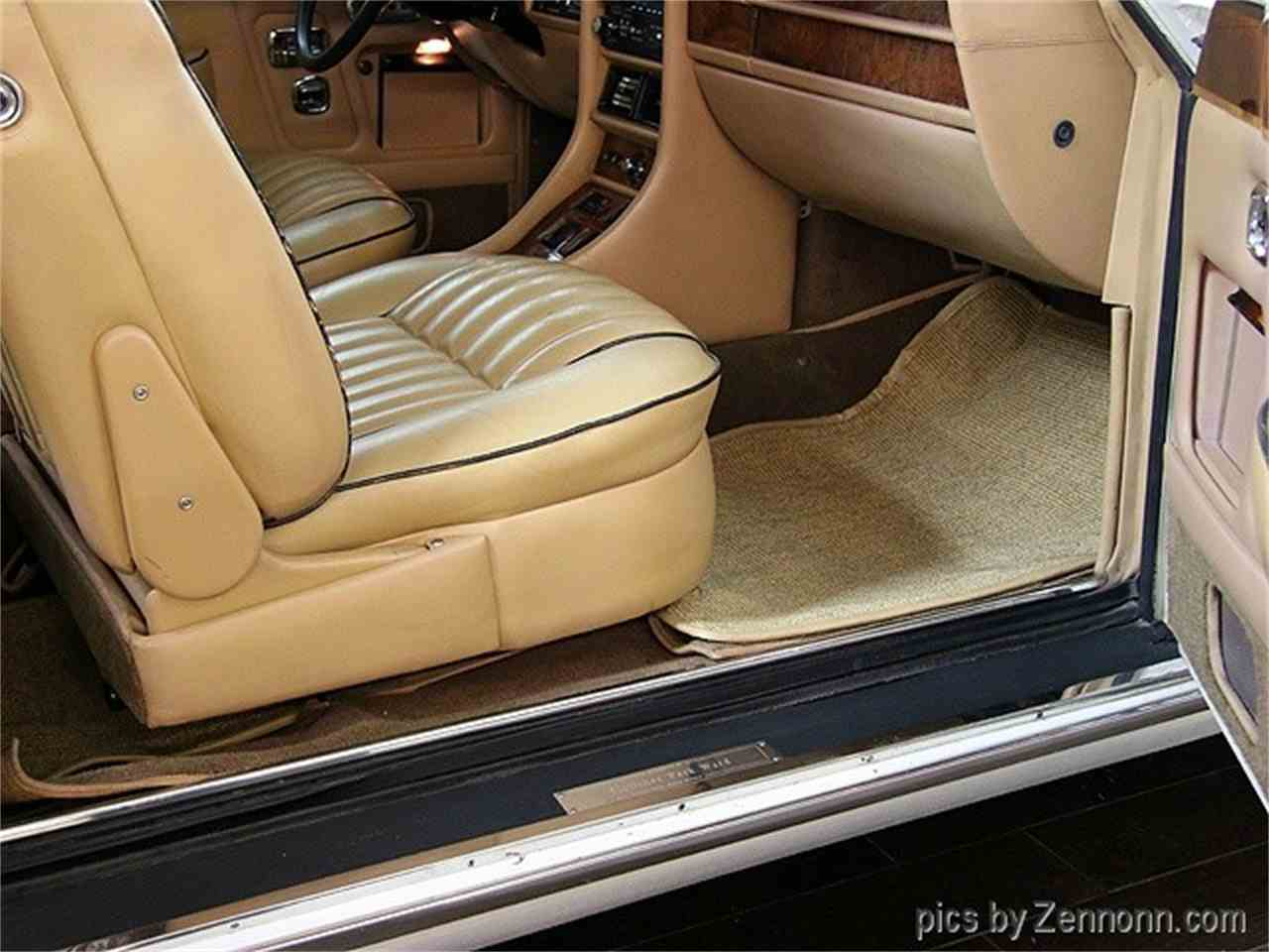 Large Picture of '82 Rolls-Royce Corniche II - $54,990.00 Offered by Auto Gallery Chicago - LDVR