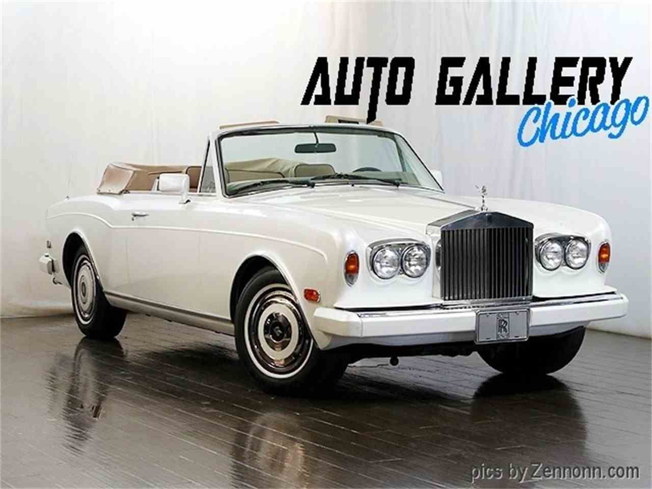 Large Picture of '82 Corniche II located in Illinois - $54,990.00 Offered by Auto Gallery Chicago - LDVR