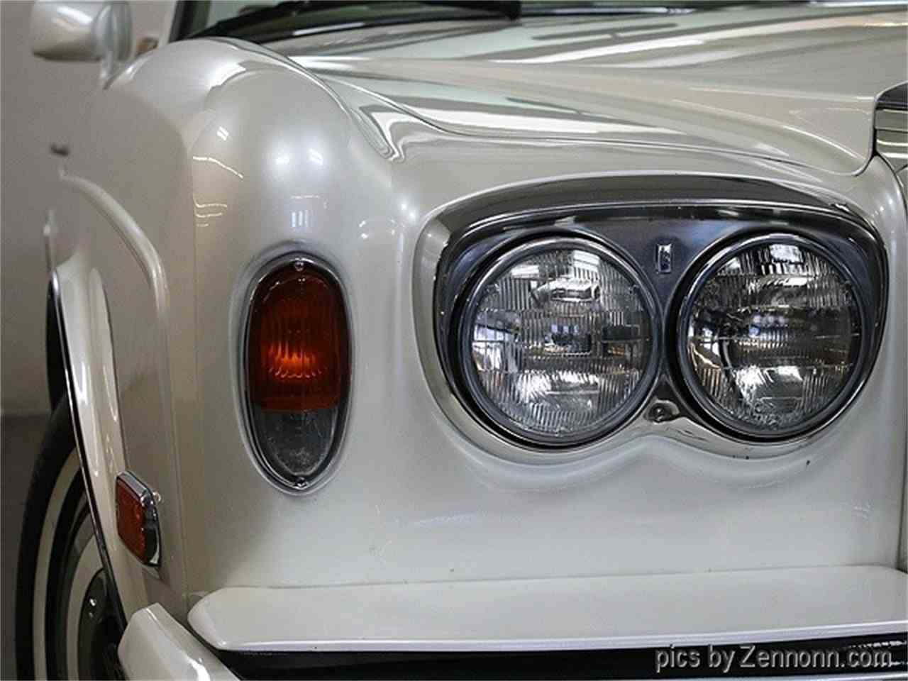 Large Picture of 1982 Rolls-Royce Corniche II located in Addison Illinois Offered by Auto Gallery Chicago - LDVR