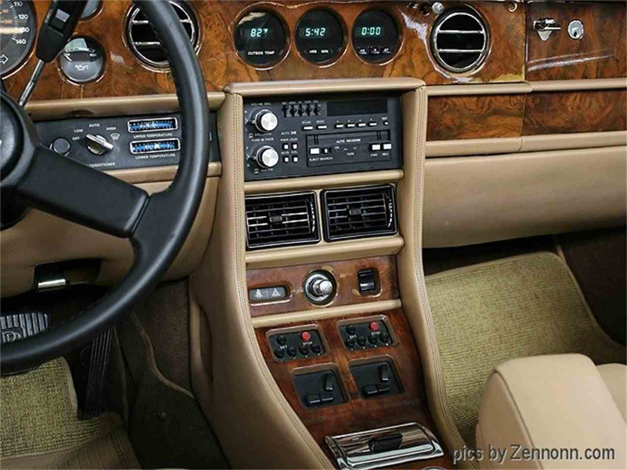 Large Picture of 1982 Rolls-Royce Corniche II - $54,990.00 Offered by Auto Gallery Chicago - LDVR