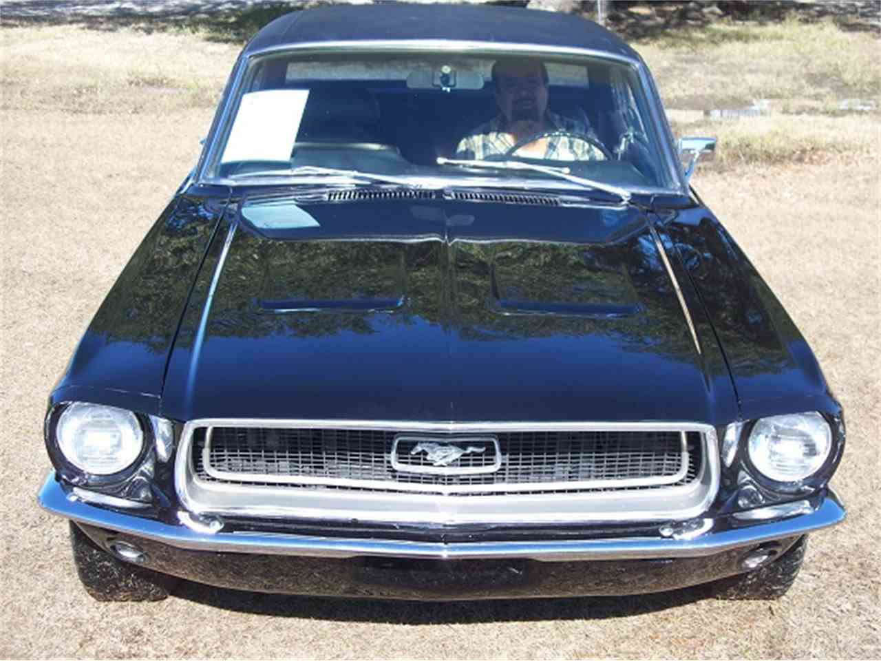 Large Picture of 1968 Ford Mustang - $21,995.00 - LDVZ