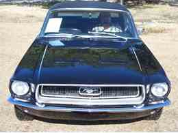 Picture of Classic 1968 Mustang located in Texas - $21,995.00 Offered by Performance Mustangs - LDVZ