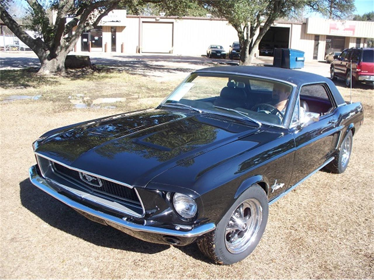 Large Picture of '68 Mustang - LDVZ