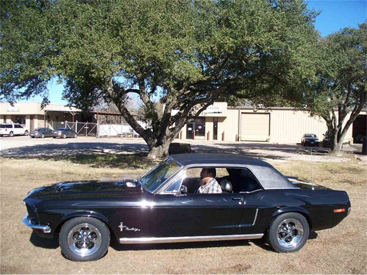 Large Picture of 1968 Ford Mustang located in CYPRESS Texas Offered by Performance Mustangs - LDVZ
