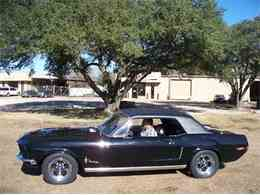 Picture of 1968 Mustang located in CYPRESS Texas - $21,995.00 Offered by Performance Mustangs - LDVZ