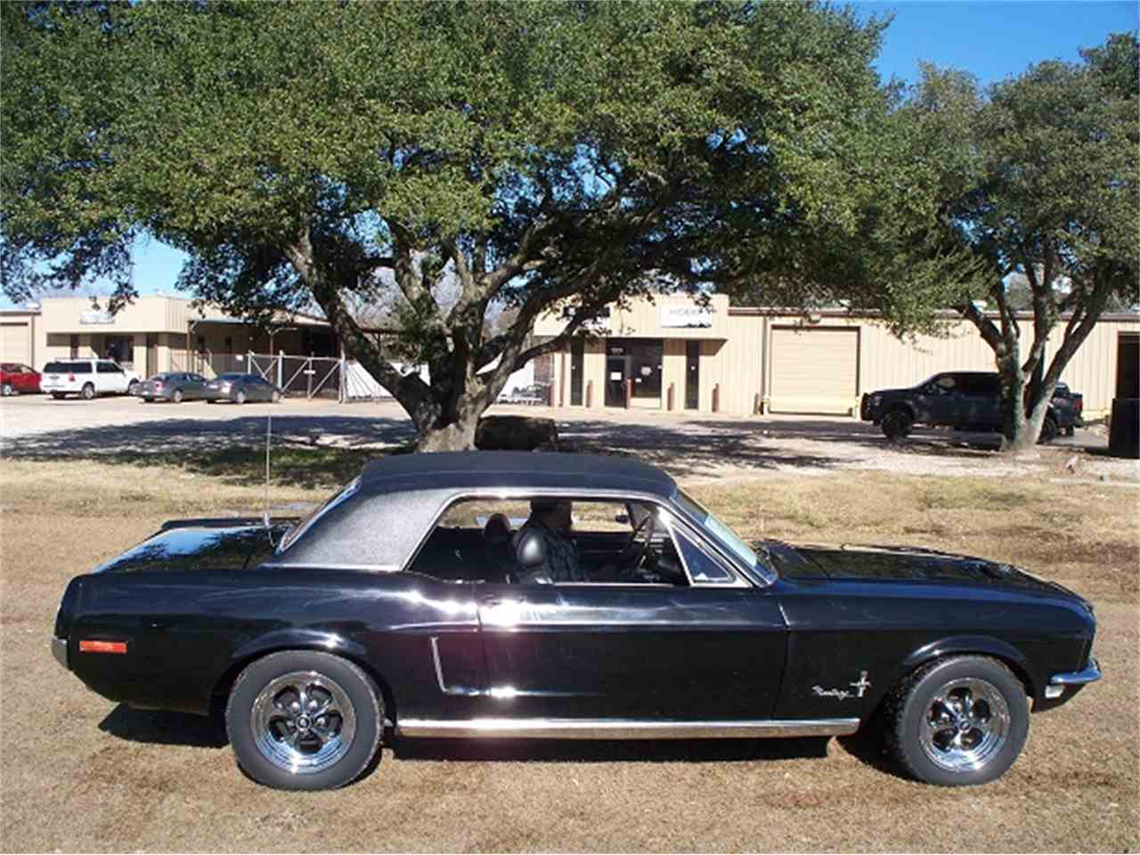 Large Picture of Classic '68 Mustang located in CYPRESS Texas - LDVZ