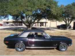 Picture of Classic '68 Ford Mustang located in Texas Offered by Performance Mustangs - LDVZ