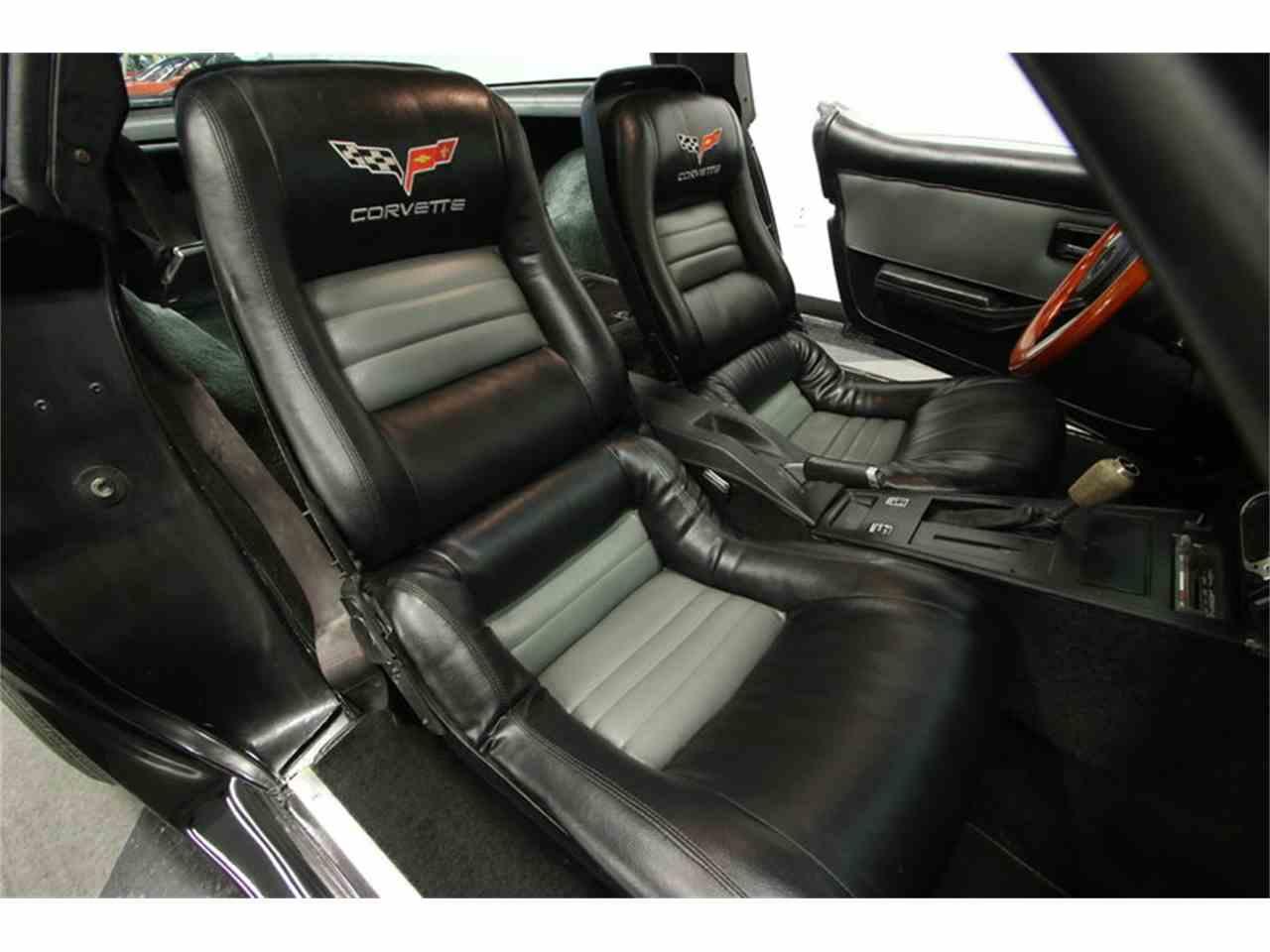 Large Picture of '80 Corvette - LDWN