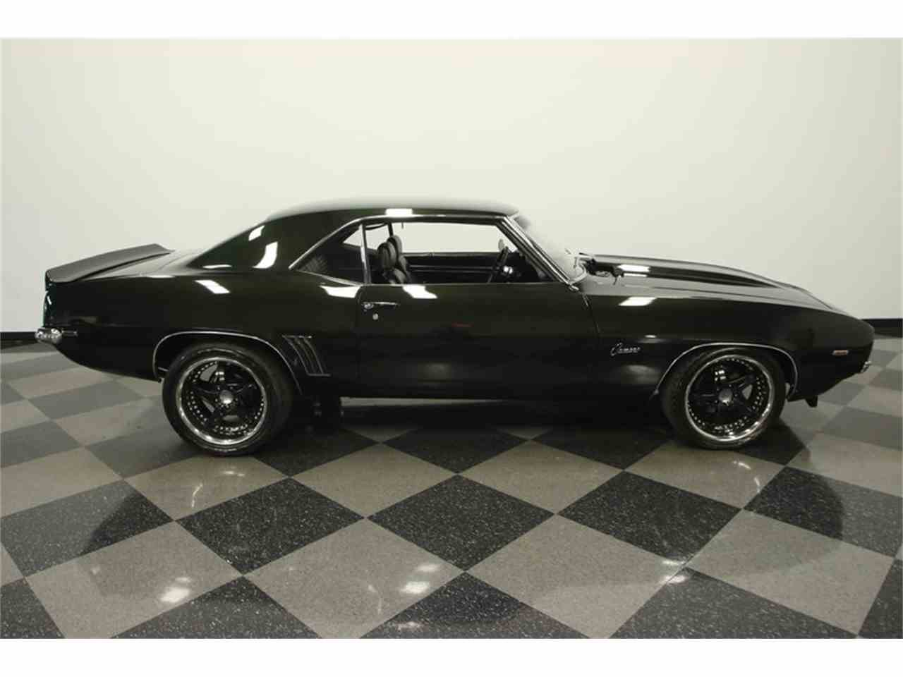 Large Picture of '69 Camaro - LDWS