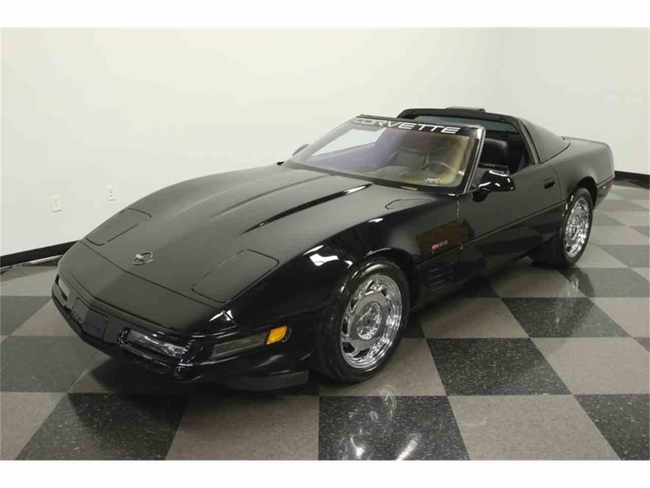Large Picture of '91 Corvette ZR1 - LDWU