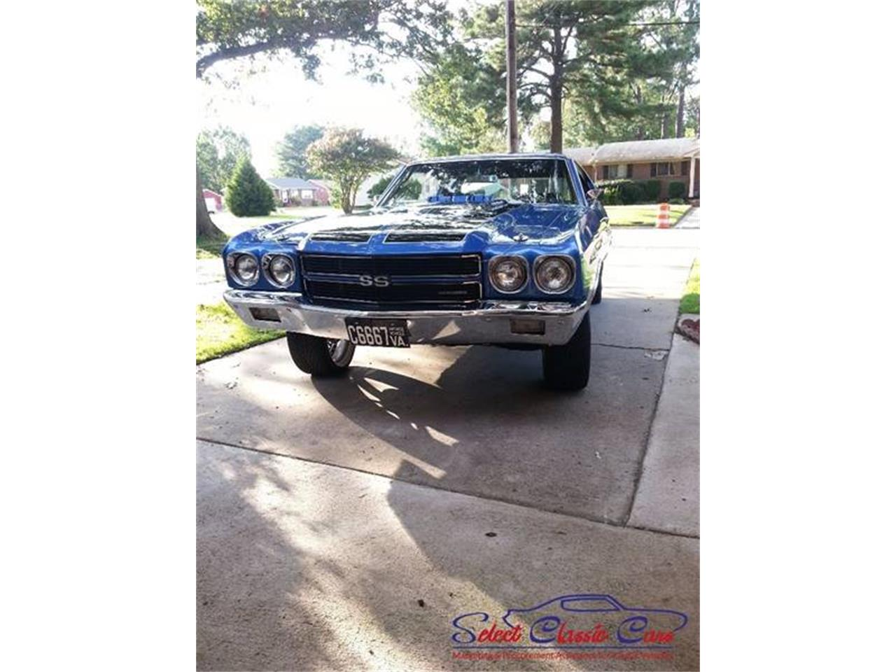 Large Picture of Classic 1970 Chevelle located in Hiram Georgia Offered by Select Classic Cars - LDXM