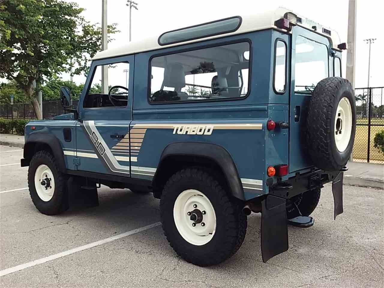 Large Picture of '89 Defender located in Florida - $27,500.00 - LDXR