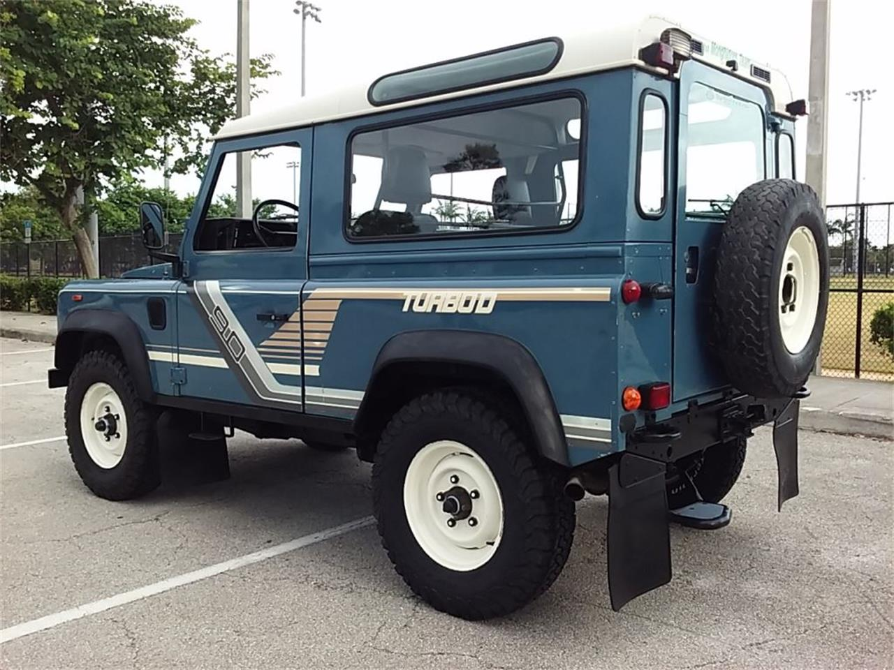 Large Picture of '89 Defender - LDXR