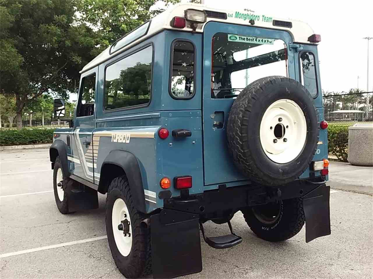 Large Picture of 1989 Land Rover Defender - $27,500.00 - LDXR