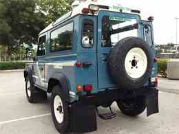 Picture of '89 Land Rover Defender located in Florida Offered by Pedigree Motorcars - LDXR