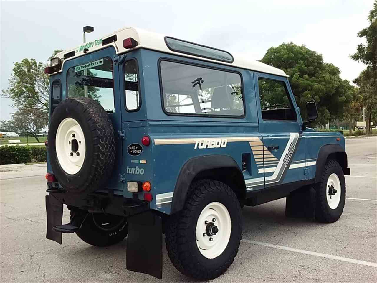 Large Picture of 1989 Defender located in Florida - LDXR
