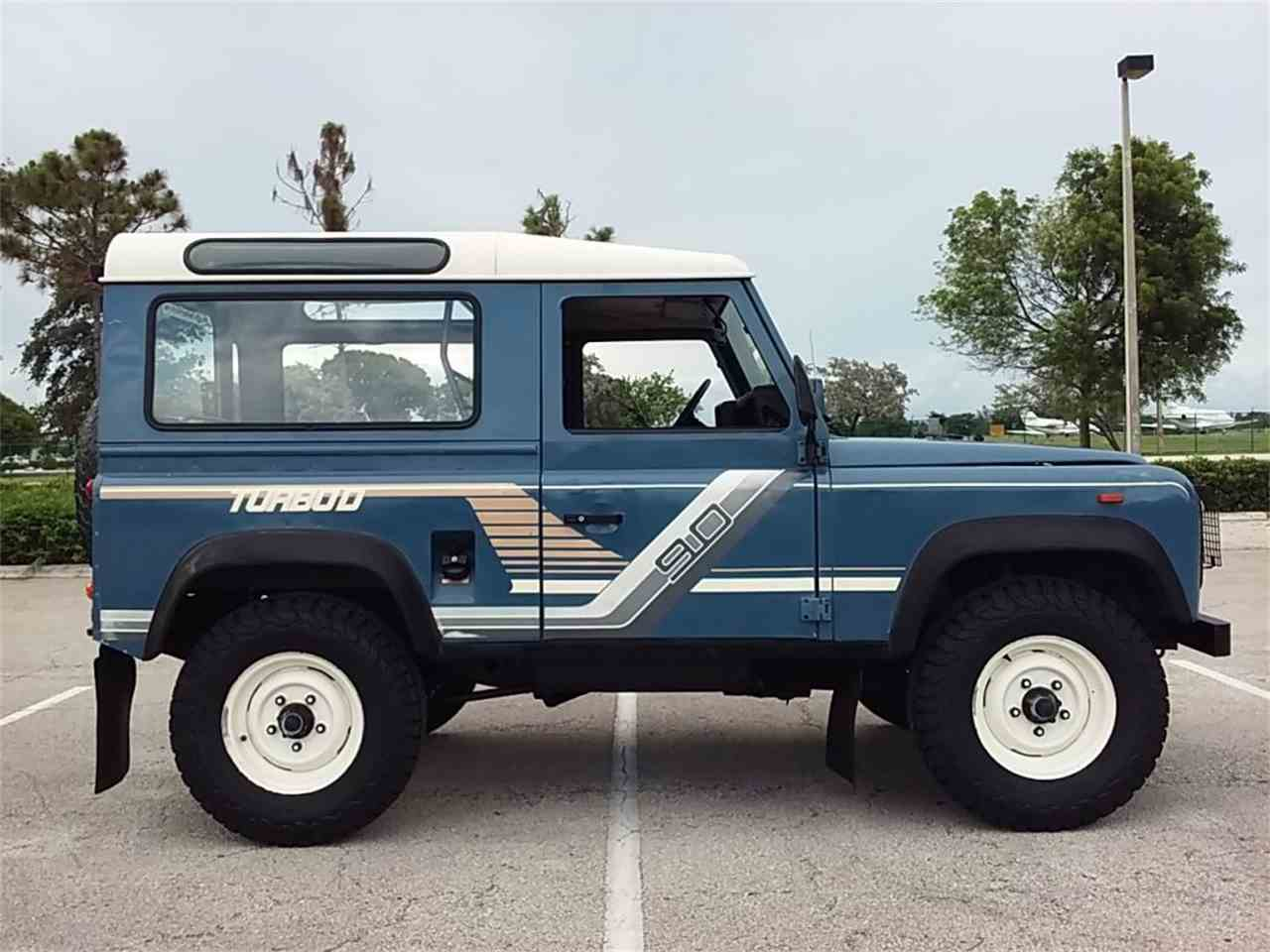 Large Picture of 1989 Land Rover Defender located in Florida - LDXR