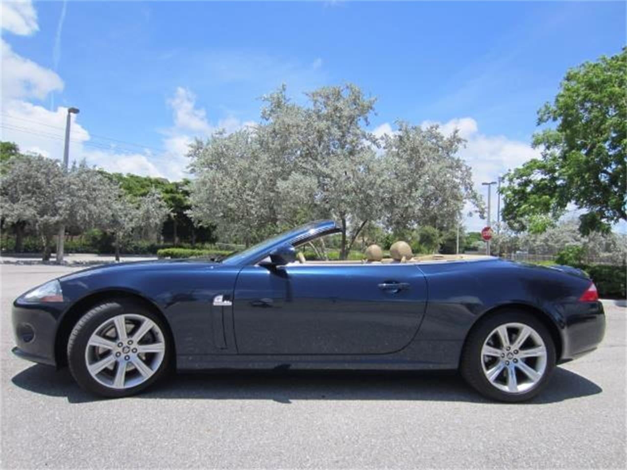 Large Picture of 2007 Jaguar XK Offered by Autosport Group - LDXV