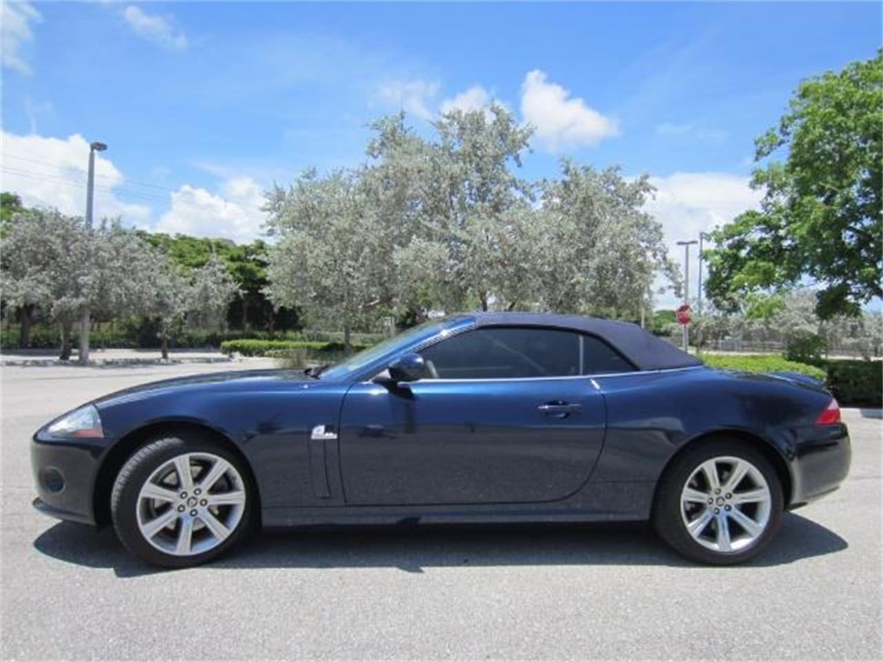 Large Picture of 2007 Jaguar XK located in Delray Beach Florida - LDXV