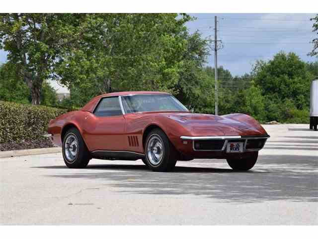 Picture of '68 Corvette - LDYD