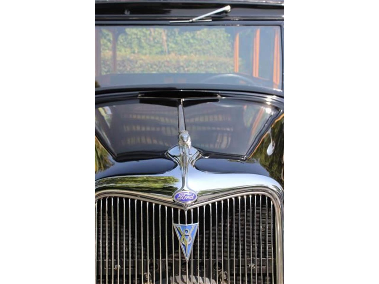 Large Picture of Classic 1934 Woody Wagon Auction Vehicle Offered by American Classic Cars - LDYJ