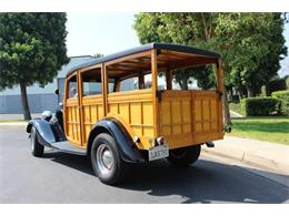 Picture of Classic 1934 Ford Woody Wagon Auction Vehicle - LDYJ