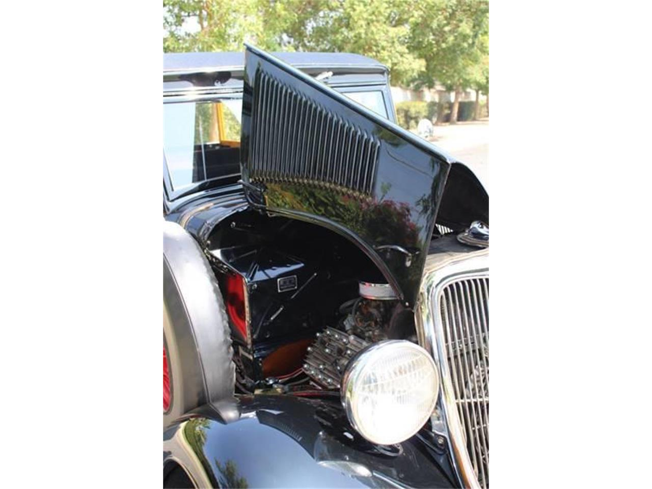 Large Picture of Classic 1934 Woody Wagon Offered by American Classic Cars - LDYJ