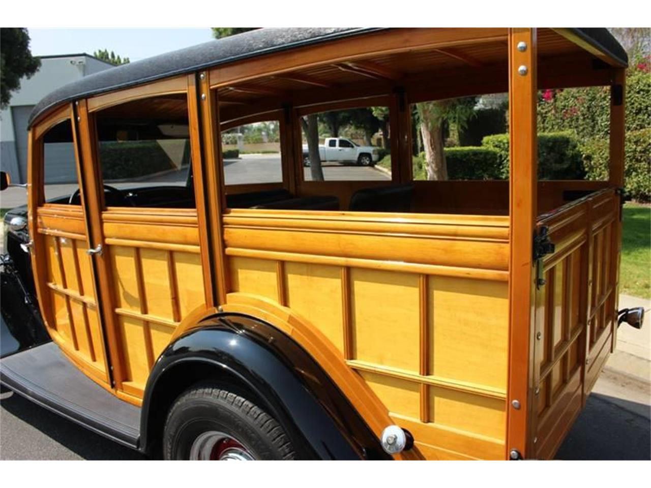 Large Picture of 1934 Woody Wagon located in La Verne California Auction Vehicle Offered by American Classic Cars - LDYJ