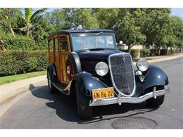 Picture of Classic '34 Ford Woody Wagon Offered by American Classic Cars - LDYJ