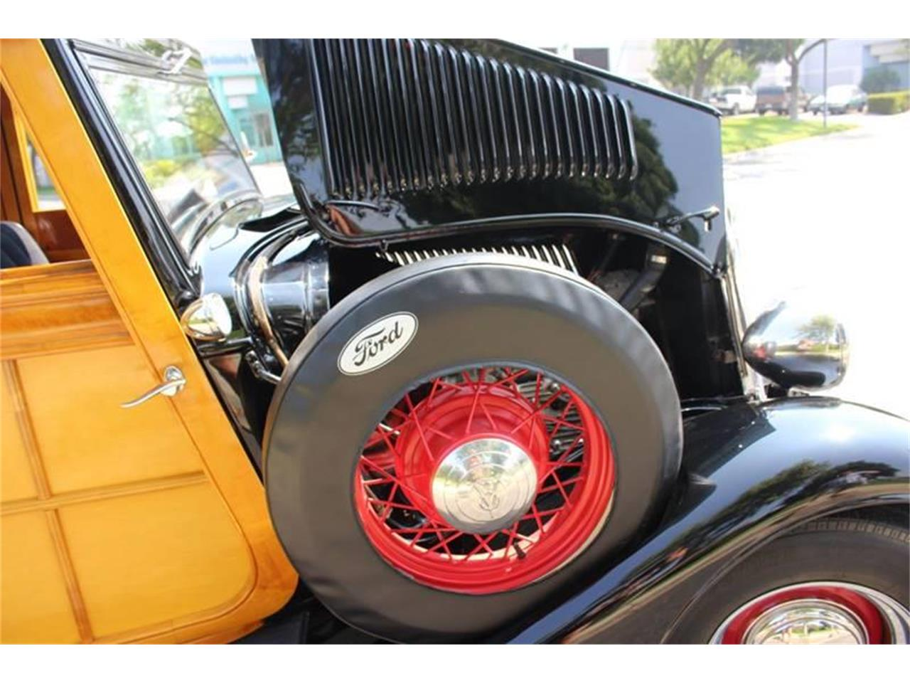 Large Picture of '34 Woody Wagon Offered by American Classic Cars - LDYJ
