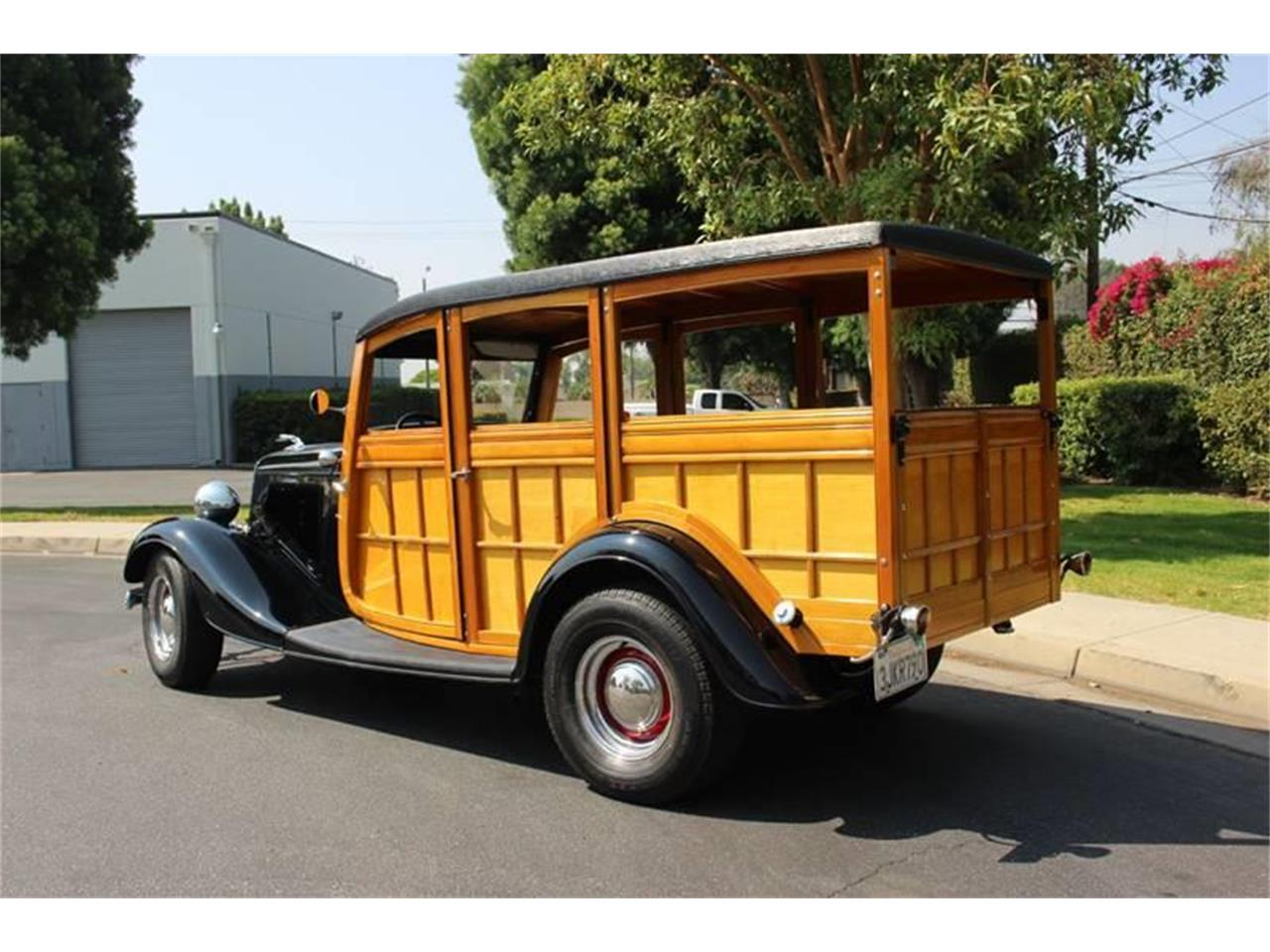 Large Picture of 1934 Woody Wagon located in California Auction Vehicle Offered by American Classic Cars - LDYJ