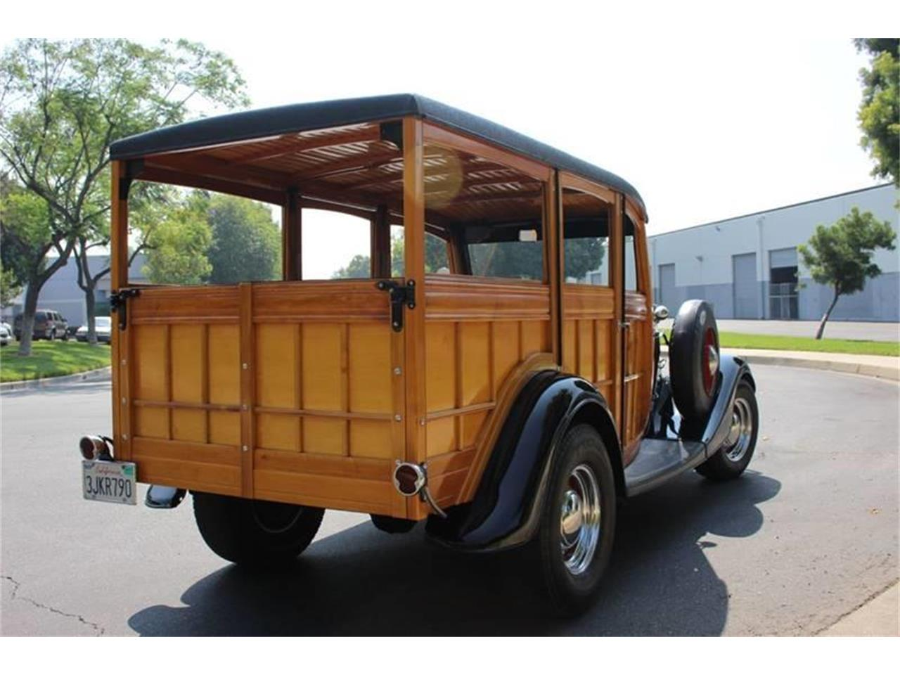 Large Picture of '34 Woody Wagon Auction Vehicle - LDYJ