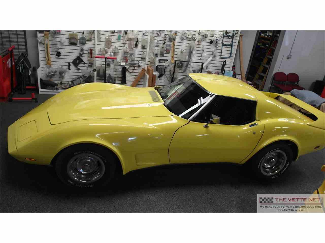 Large Picture of '74 Corvette - LDYT