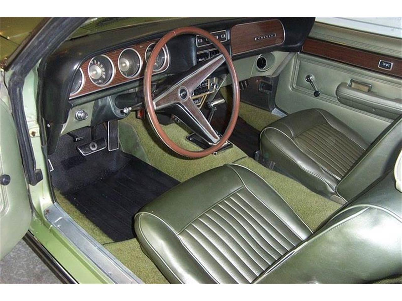 Large Picture of '69 Cougar - LDZ0