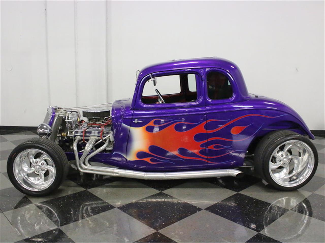 Large Picture of '34 5-Window Coupe - LDZ5