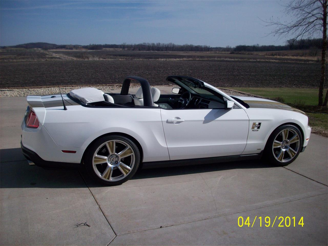 Large Picture of '10 Mustang - $39,000.00 Offered by a Private Seller - L7Y7