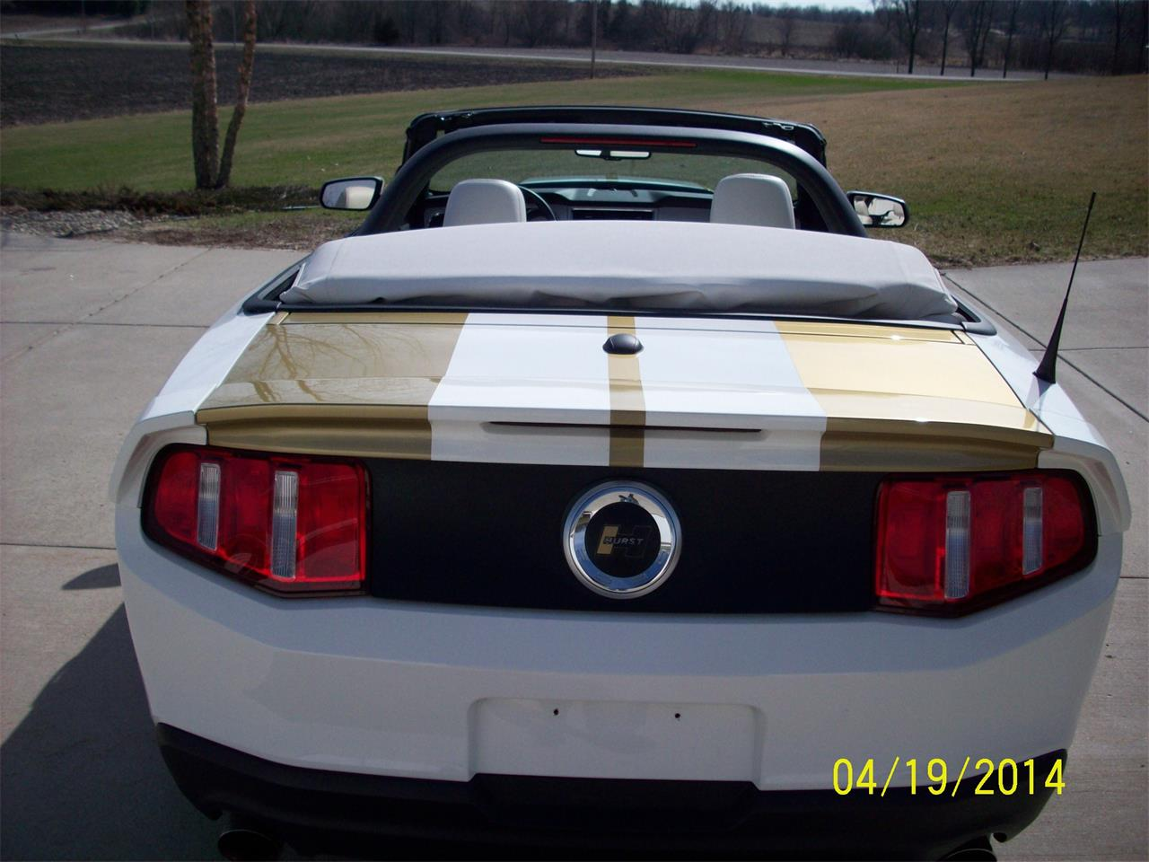 Large Picture of 2010 Mustang located in Madison Wisconsin - $39,000.00 Offered by a Private Seller - L7Y7