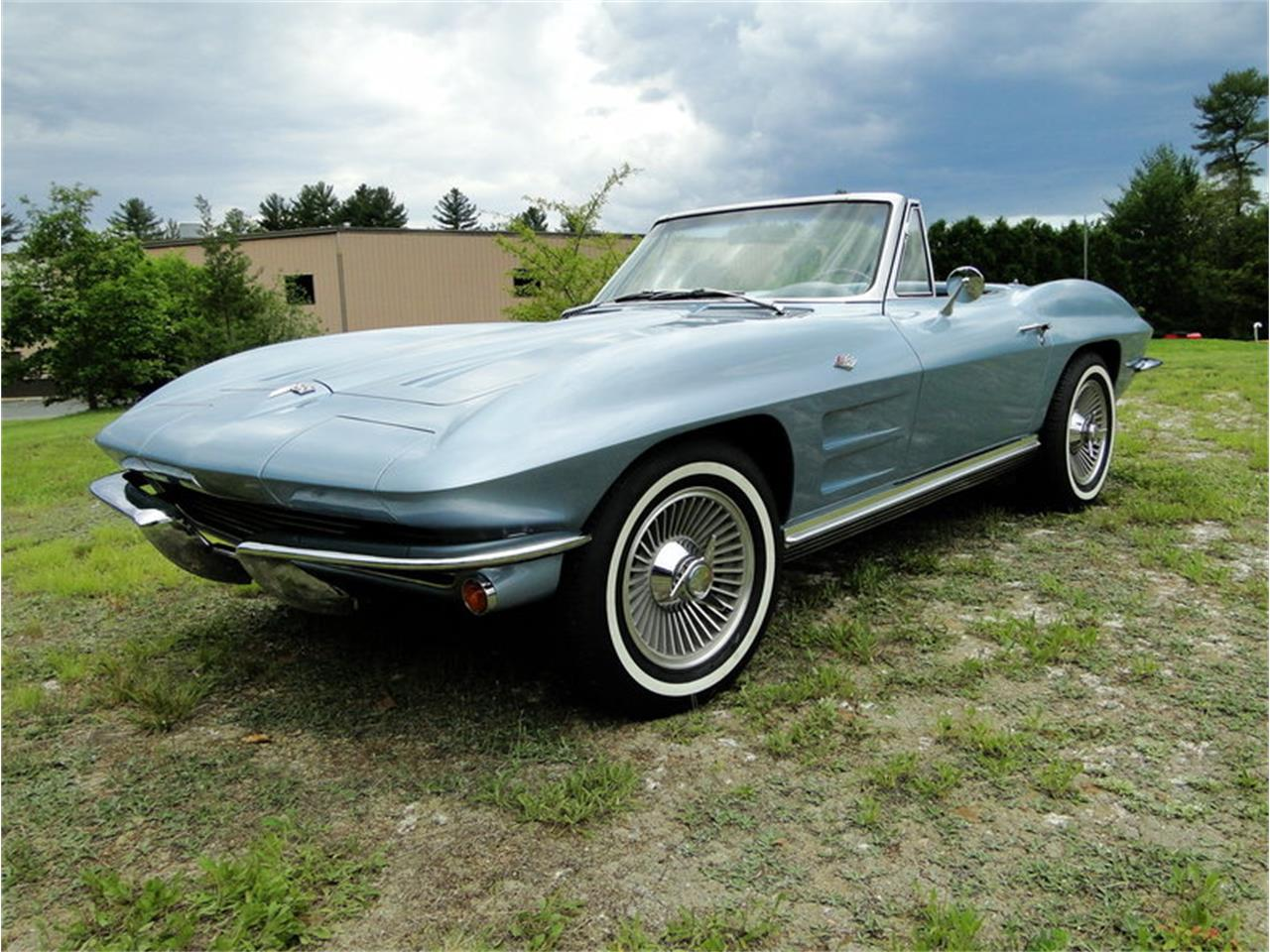 Large Picture of Classic 1964 Chevrolet Corvette - $39,990.00 Offered by Legendary Motors LLC - LDZM