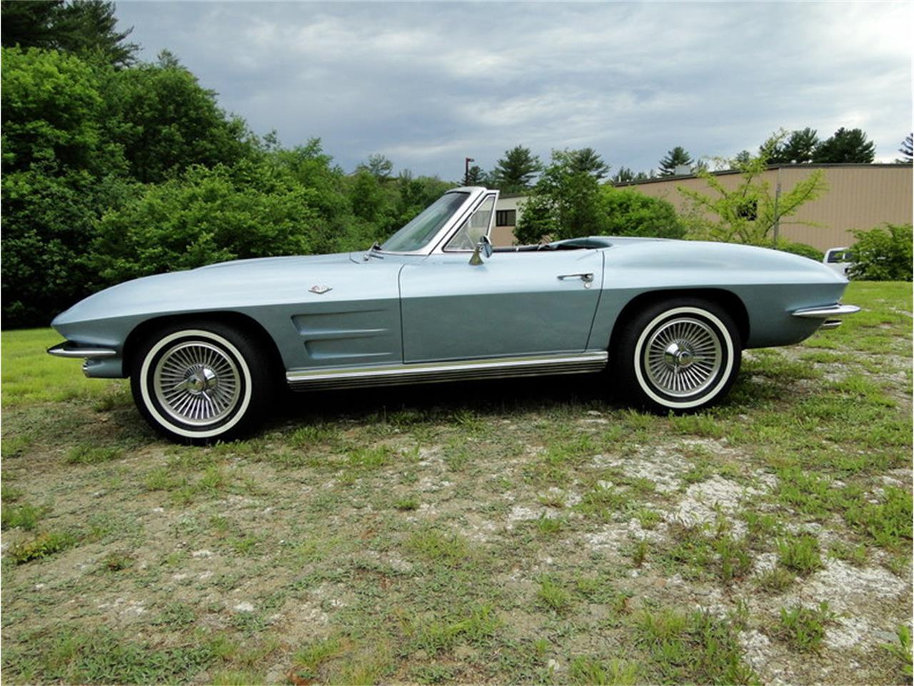 Large Picture of Classic 1964 Chevrolet Corvette located in Beverly Massachusetts - LDZM