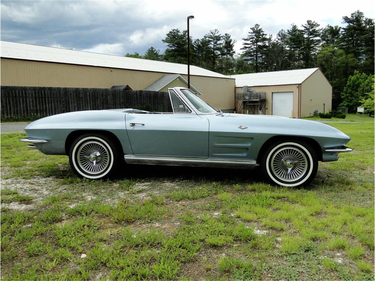 Large Picture of Classic 1964 Chevrolet Corvette Offered by Legendary Motors LLC - LDZM