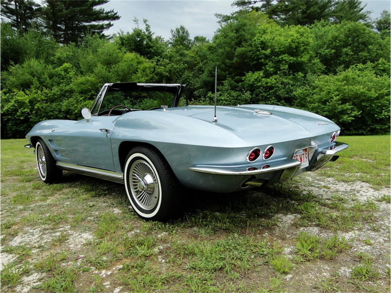 Large Picture of Classic '64 Chevrolet Corvette located in Massachusetts Offered by Legendary Motors LLC - LDZM