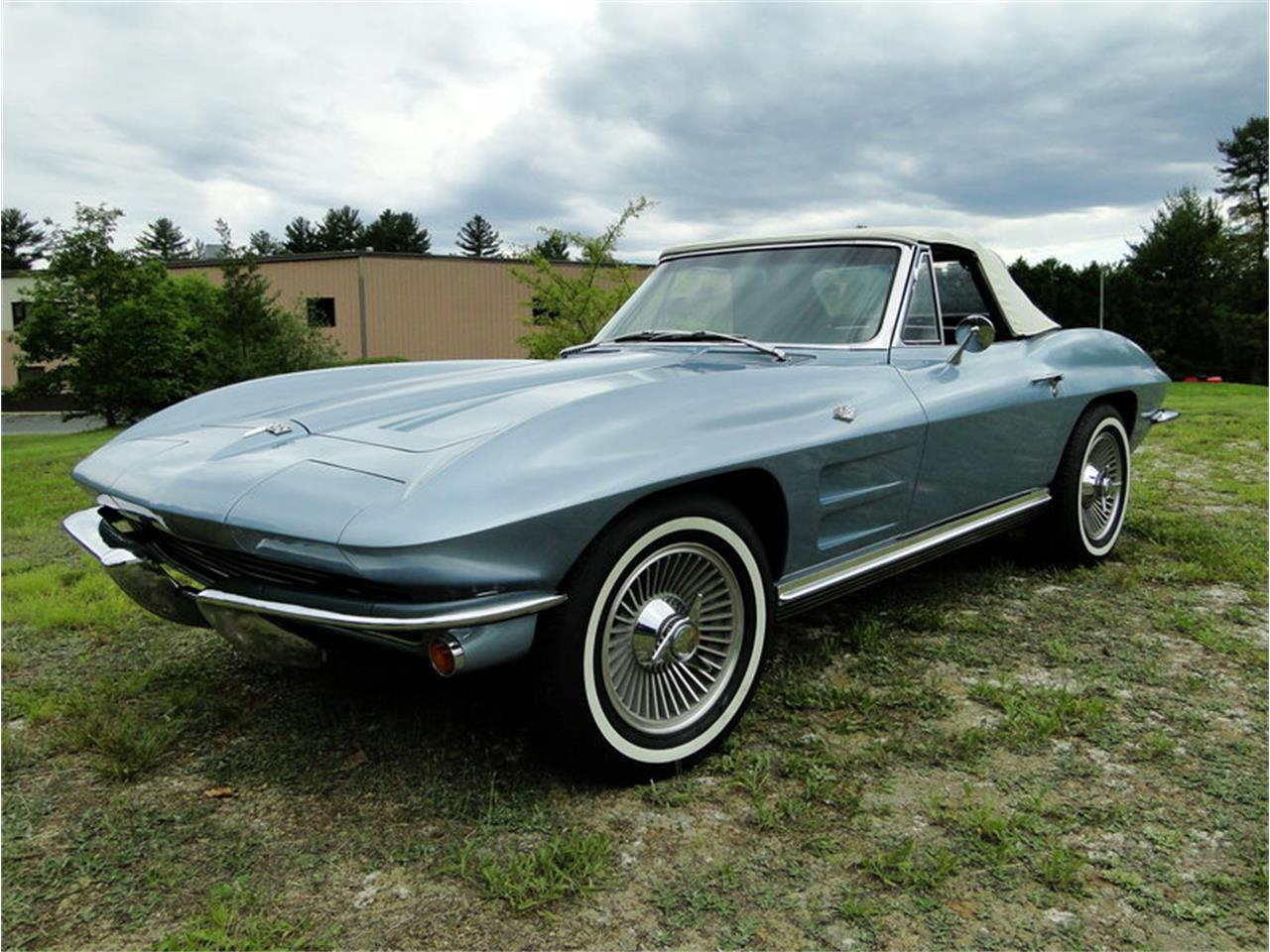 Large Picture of Classic 1964 Corvette located in Beverly Massachusetts - $39,990.00 Offered by Legendary Motors LLC - LDZM