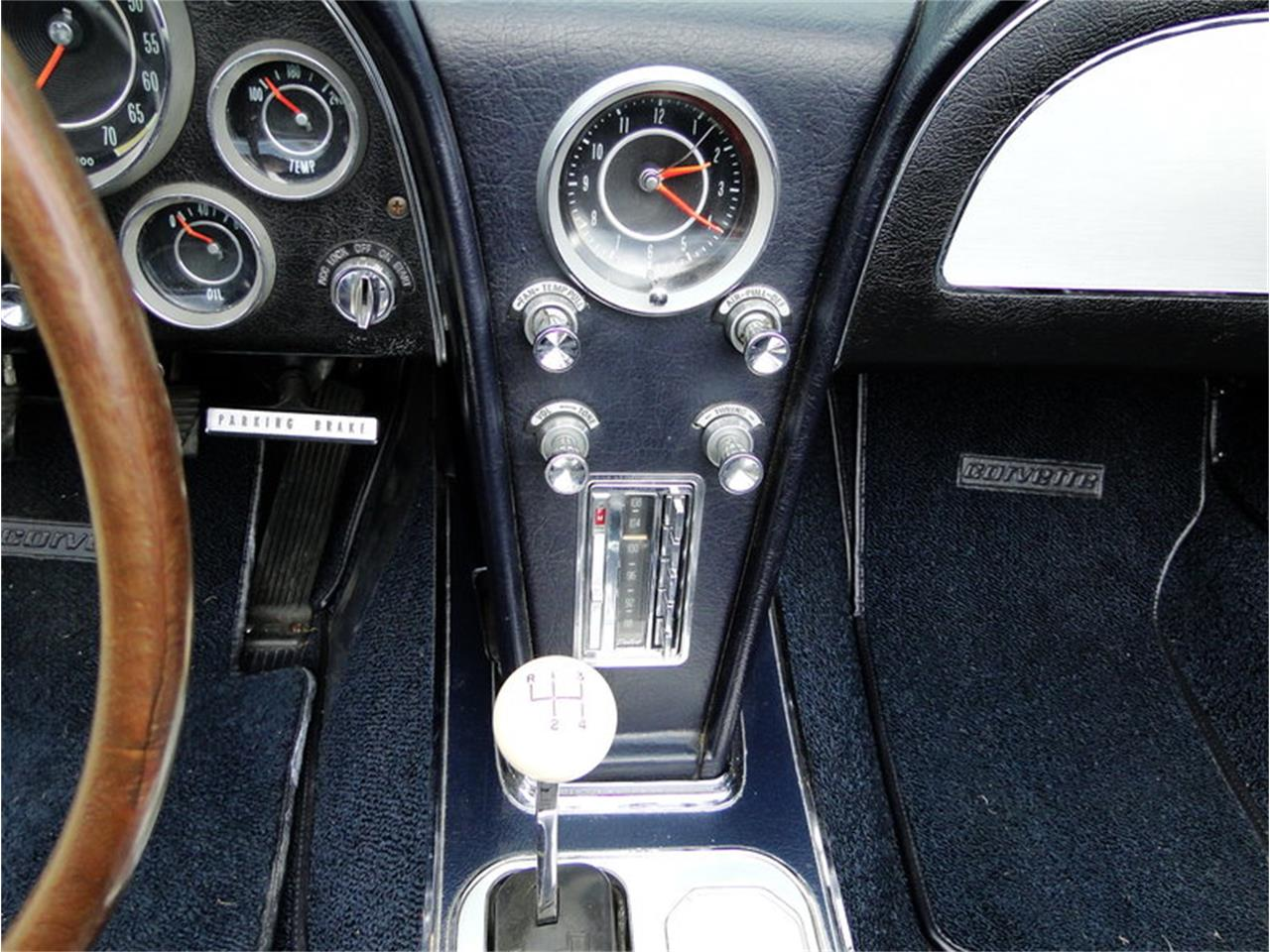 Large Picture of Classic 1964 Chevrolet Corvette located in Massachusetts Offered by Legendary Motors LLC - LDZM