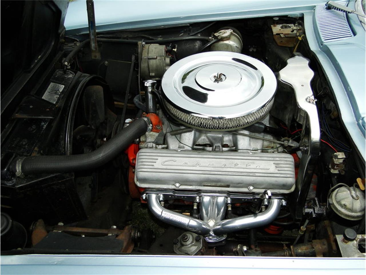 Large Picture of Classic 1964 Chevrolet Corvette - LDZM