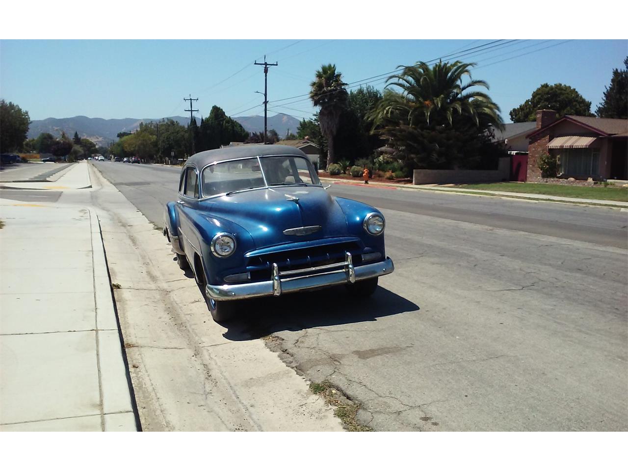 Large Picture of 1951 Chevrolet Deluxe - LE0J
