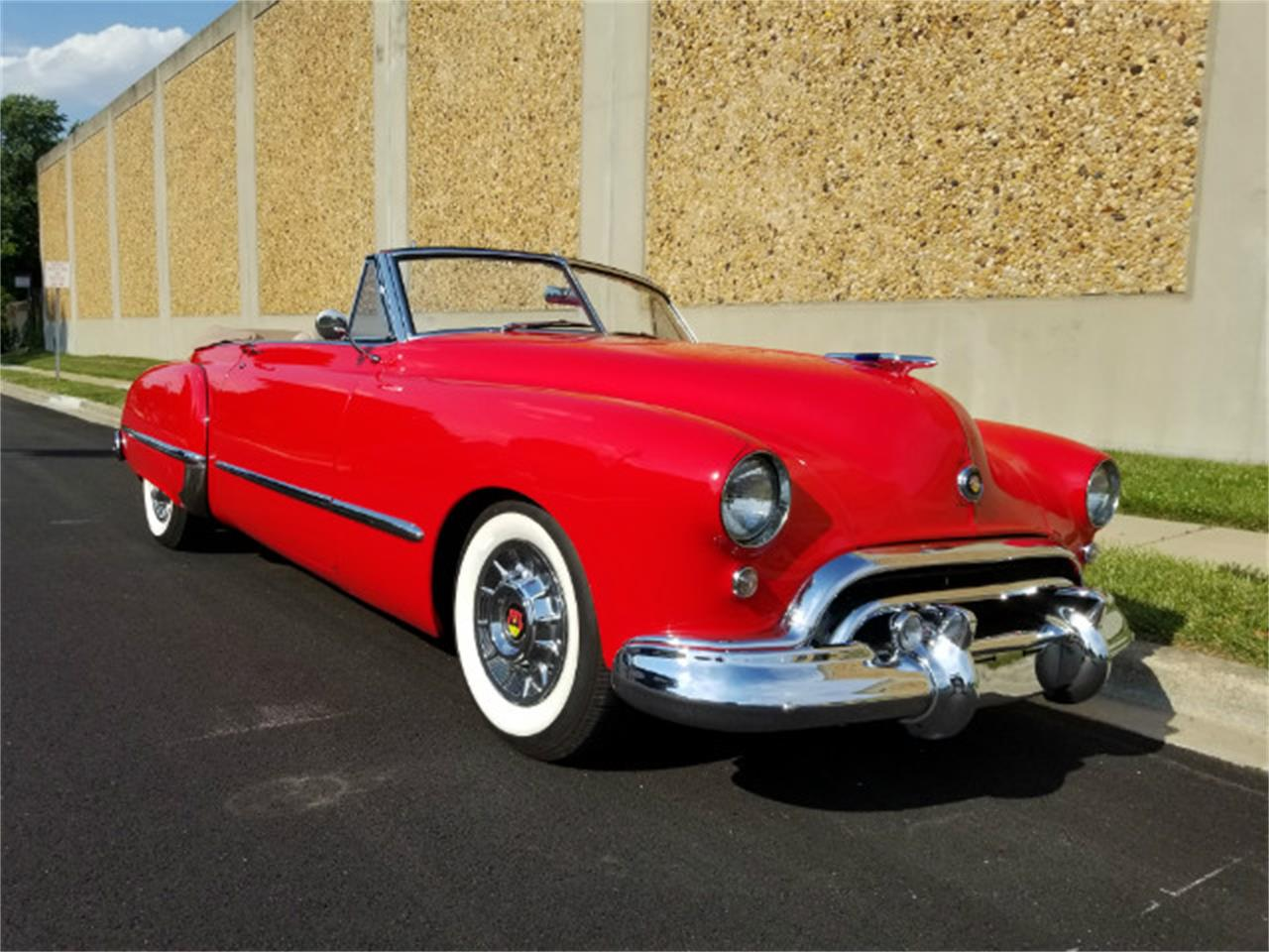 Large Picture of 1948 Oldsmobile Custom Cruiser located in Maryland - $69,500.00 - LE0W