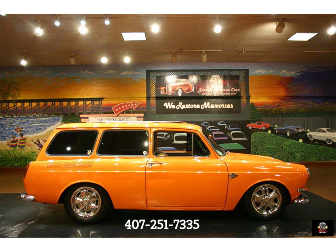 Large Picture of 1967 Volkswagen Squareback Offered by Just Toys Classic Cars - LE13