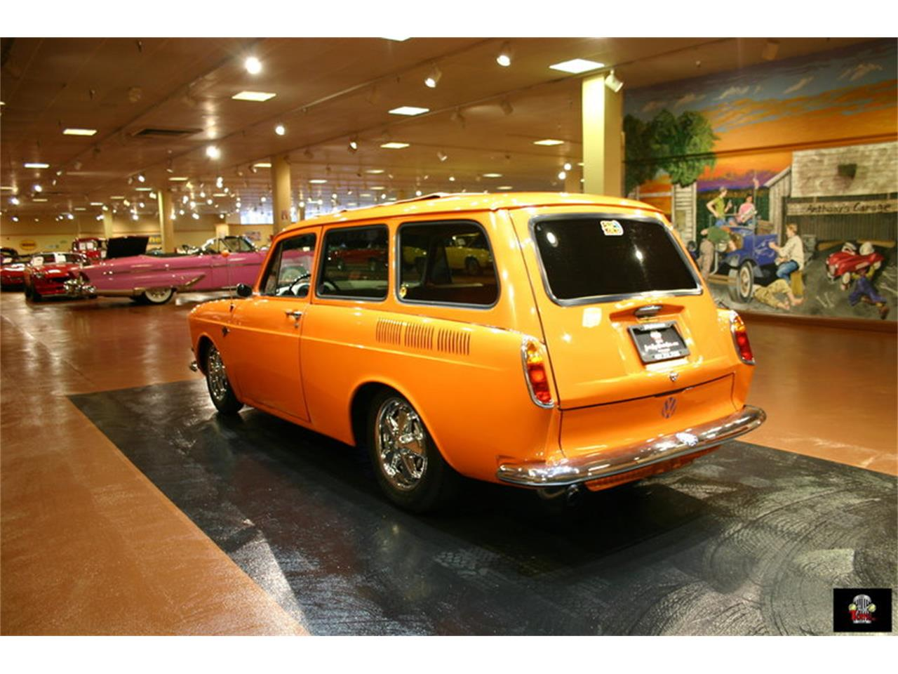 Large Picture of Classic 1967 Volkswagen Squareback located in Orlando Florida Offered by Just Toys Classic Cars - LE13