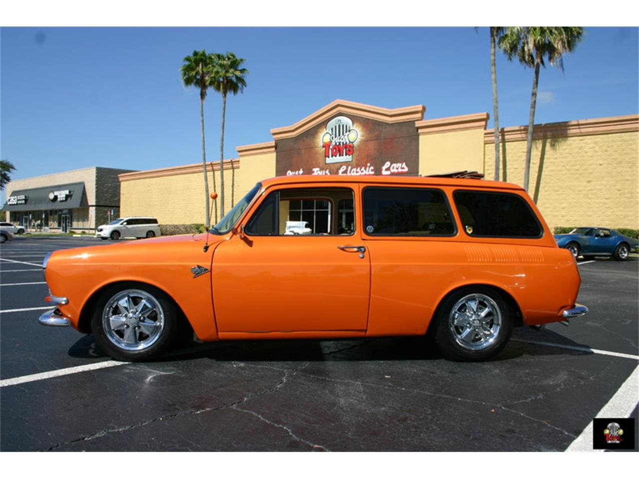 Large Picture of 1967 Volkswagen Squareback located in Florida Offered by Just Toys Classic Cars - LE13