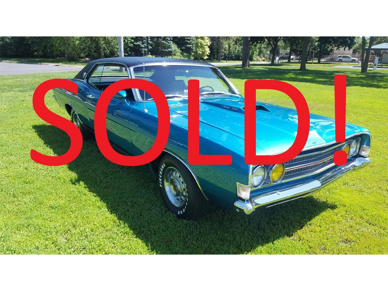 Large Picture of Classic '69 Torino located in Minnesota Auction Vehicle Offered by Classic Rides and Rods - L8I4